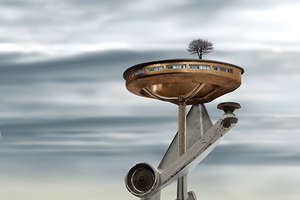 'Habitat Machines' by David Trautrimas