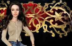 Celebrity Dolls  as Art