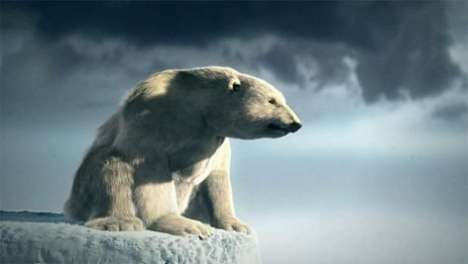 Suicidal Animated Animals - Disturbing Global Warming PSA