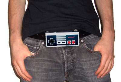 Video Game Controller Belts