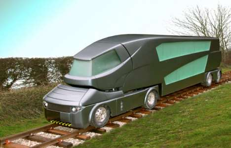 Hybrid Trains-Semi Truck