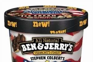 PETA Asks Ben & Jerry's To Use Human Dairy