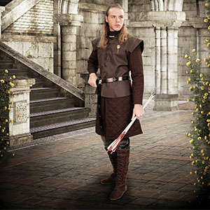 Fantasy Character Cosplays - This Eddard Stark is the Perfect Costume for a Game of Thrones Fan
