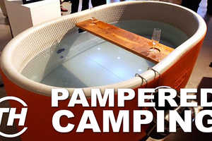Trend Hunter's Jaime Neely Gives Her Top 4 Glamorous Camping Picks