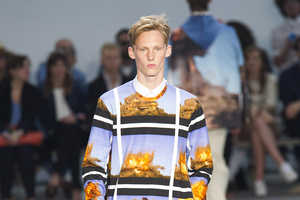 The Frankie Morello Spring/Summer 2015 Collection is Retro-Infused