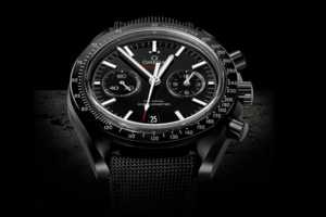 The Omega Speedmaster Dark Side of the Moon Honors Apollo 8