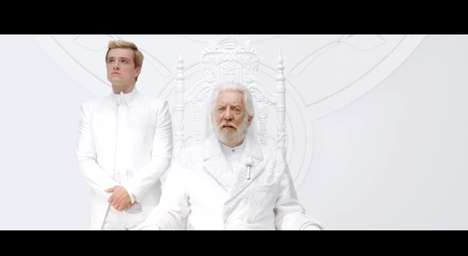 Propaganda Movie Teasers - President Snow