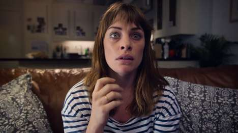 Haunting Domestic Violence Ads - This World Cup Domestic Abuse PSA Will Chill You to the Bone