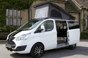 The Ford Terrier Bianco Offers Performance and Comfort