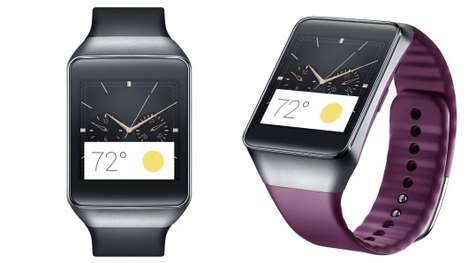 Trailblazing Smartwatches - The Samsung Gear Live is Samsung