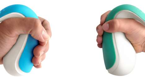 Intimacy-Providing Gadgets - The Frebbie Lets You Hold Your Loved One