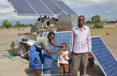 Solar-Powered Water Filters - The ROSI System Can Remove Harmful Viruses and Bacteria From Water