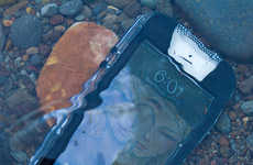 The Safe5 Waterproof iPhone Case Protects your Device without Hassle