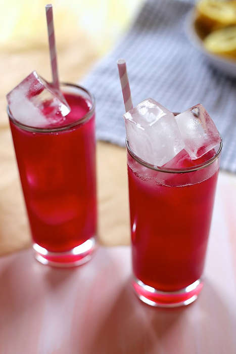 Bitter Beet Lemonade - This Summertime Lemonade Recipe Adds Beets for a Fun New Flavor