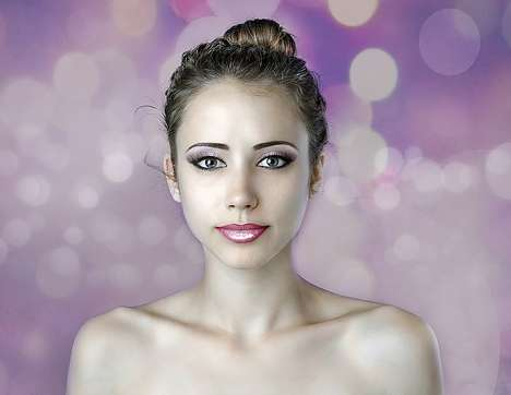 Photoshopped Cultural Beauty Standards - Global Artists Manipulate Before & After by Ester Honig