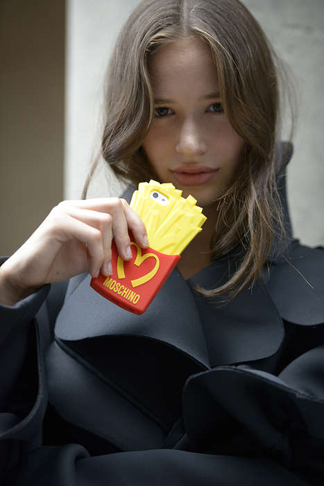 French Fry Editorials - Simone Rocha
