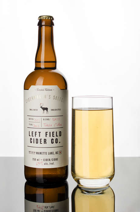 Sleek Summery Ciders - The Left Field Cider Co. Should Be on Your Cider List This Season
