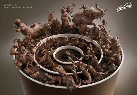 Riotous Java Ads - McDonald