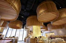 Barrelled Ceiling Warehouses