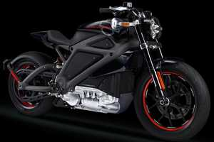 Project Livewire is the First Electric Motorcycle by Harley-Davidson