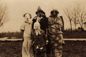 This Vintage Set of Photos Will Haunt You and Give You Chills