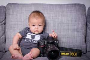 This Baby Photography Series Will Make You Want to Have Babies