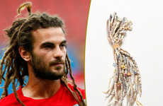 Temporary Dreadlock Extensions - Free People's Dreadlock Extensions Channel Kyle Beckerman's Hair