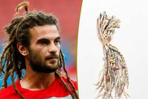 Free People's Dreadlock Extensions Channel Kyle Beckerman's Hair