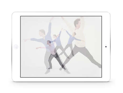 Choreography Remixing Apps - This Dance App Lets You Create Your Own Pieces Using NYC Ballet Moves