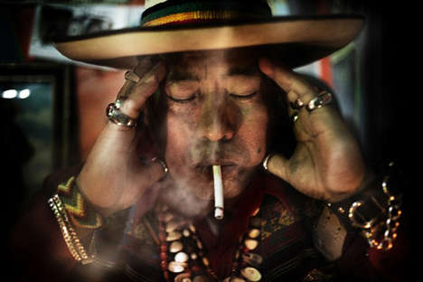 Urban Shaman Photography - This Shaman Photo Series is an Intimate Look at Peru