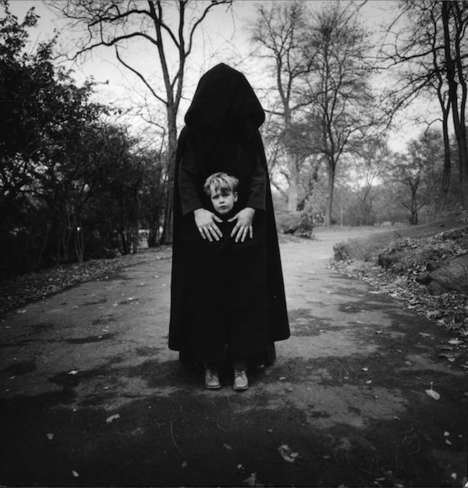 Monochrome Nightmare Photography - Arthur Tress Snaps Bizarre Shots Inspired by Childhood Nightmares