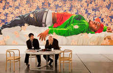 Art Expert Photography - Art Fare by Andy Freeberg Captures Gallery Owners and Art Sellers