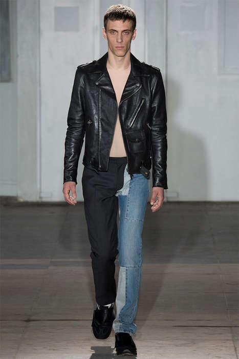 Experimental Elegance Runways - The Maison Martin Margiela Spring/Summer 2015 Collection is Vanguard