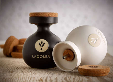 Ancient Pottery Oil Packaging - Ladolea
