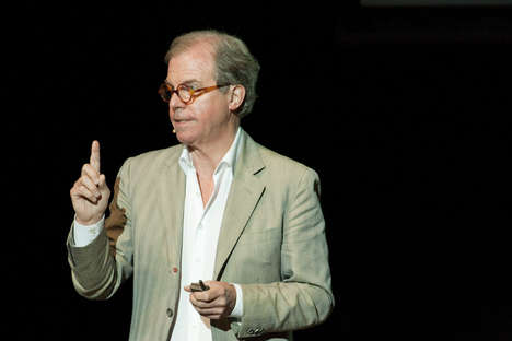 Mixing Market with Mission - Nicholas Negroponte