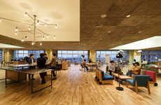 Mobile Furniture Workspaces
