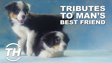 Delightful Dog Tributes - Trend Hunter