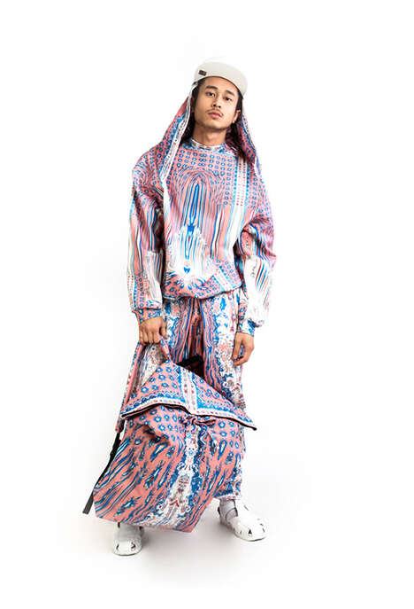Ethnically Nomadic Catalogs - The SADAK Spring/Summer 2015 Collection