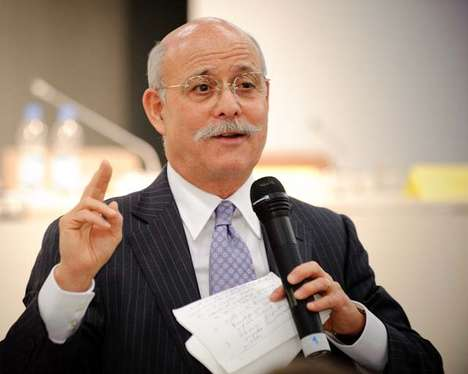 The Future of the Economic Model - Jeremy Rifkin