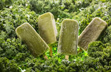 Juice Cleanse Popsicles - These Fruit and Veggie Popsicles Turn Juicing Recipes into Icy Treats