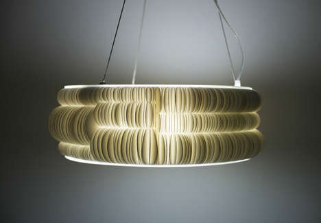 Fish Fin Lamps - Studio Avni