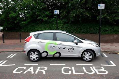 Community Car Clubs - Co-Wheels Offers Widespread Auto Sharing in the United Kingdom