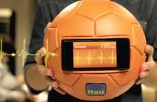 Pulse-Reading Soccer Balls