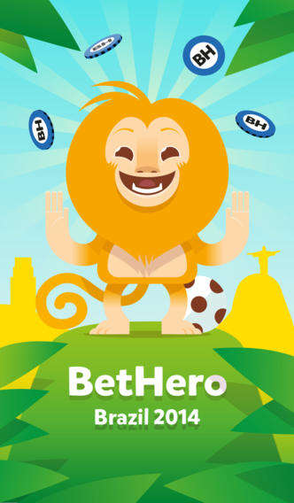 Soccer Gambling Apps - The BetHero Brazil 2014 Makes Watching the World Cup More Interesting