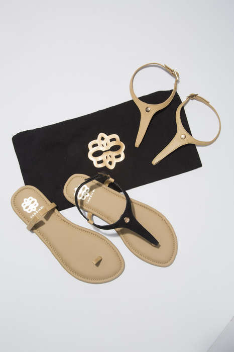 Customizable Sandals - With Different Soles and Straps, Cambiami Helps You Make Your Own Sandals