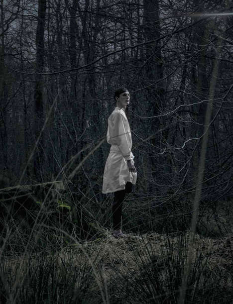 Remote Woodland Editorials - Yann Morrison Captures L'Officiel Indonesia