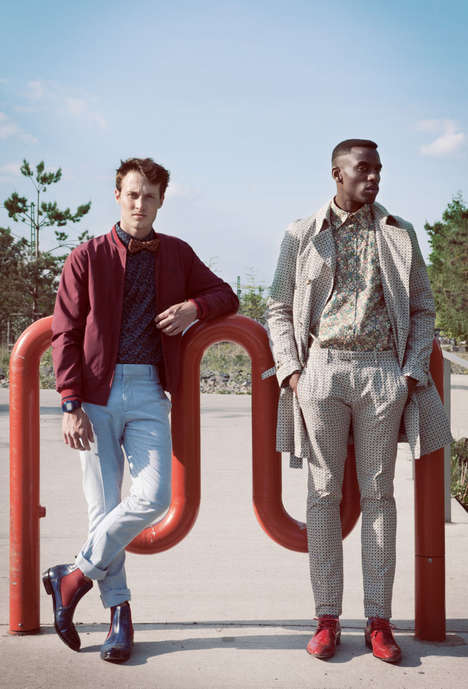 Dapper Playground Editorials - Vangardist