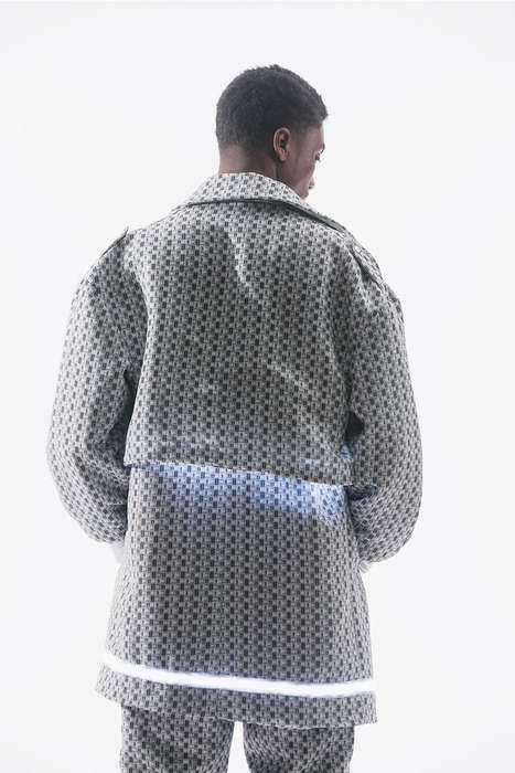 Tech-Integrated Streetwear - The Elaine Lui Graduate Collection Featured LED-Lit Garments