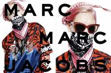 Instagram-Casted Fashion Ads - The Marc by Marc Jacobs Fall 2014 Campaign Stars Fresh Faces