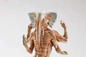 Carver Masao Kinoshita Creates Science-Worthy Works of Art